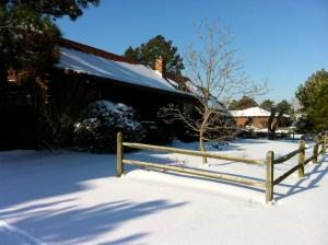 Richardson St in winter