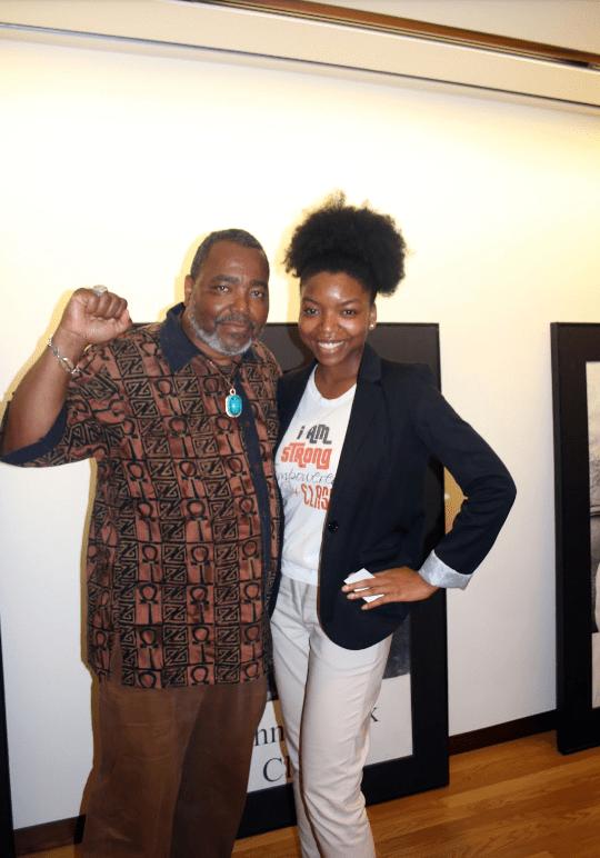 Kwesi Ronald Harris & @MsJaneThang