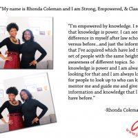 Rhonda Coleman
