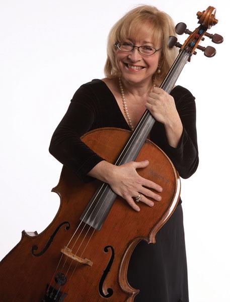 Janet Horvath, Cellist, Writer, Speaker