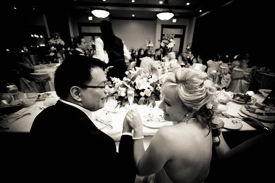 Maggiano's Wedding Reception