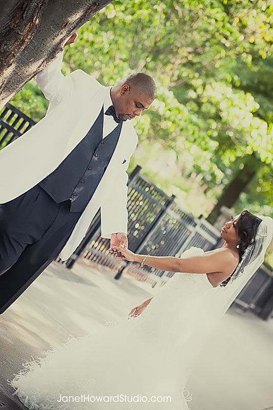 Downtown Atlanta Wedding