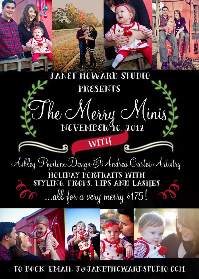 Merry Minis2012