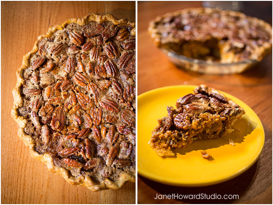 Sift dessert pumpkin pecan pie The Tipper
