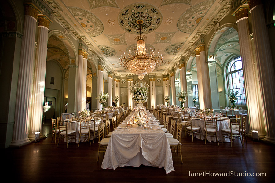 Biltmore Atlanta wedding reception