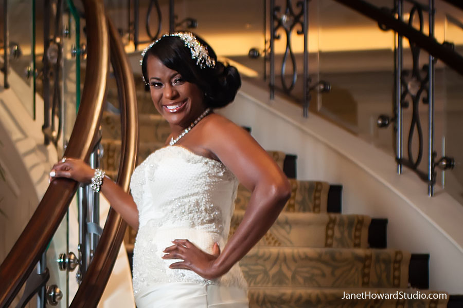 Bride at St. Regis Atlanta