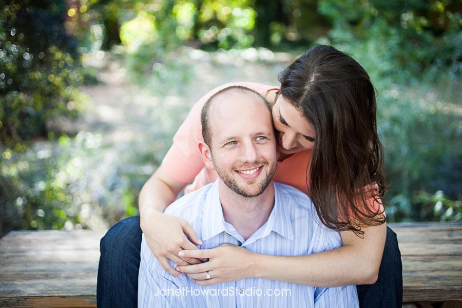 Atlanta Engagement Photography by Janet Howard Studio