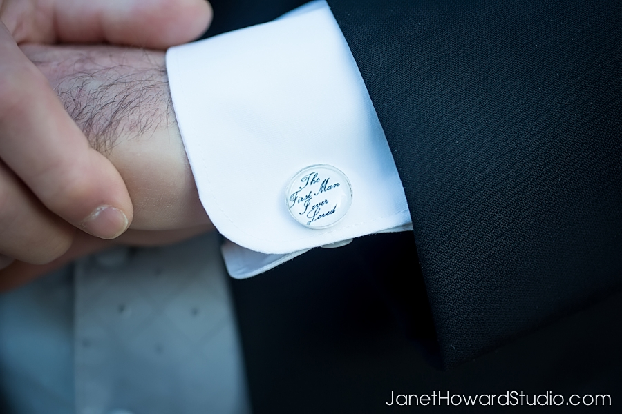 Father of the Bride cufflinks
