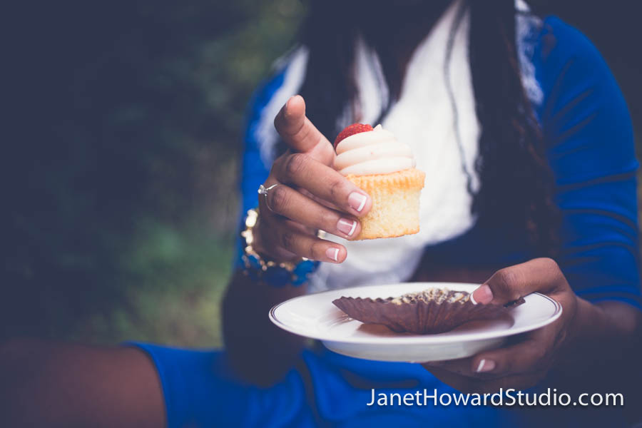Atlanta Picnic Engagement Session by Janet Howard Studio