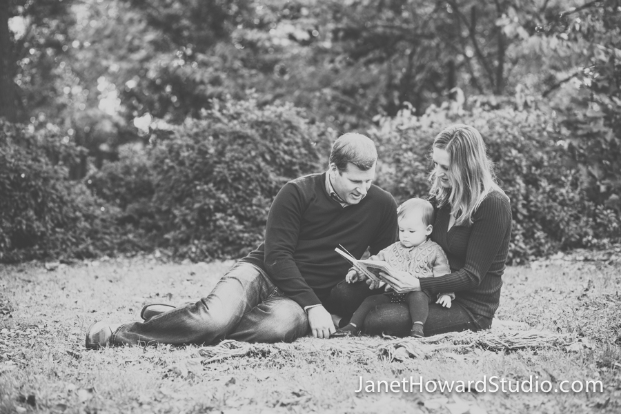 John Howell Park Family Photos