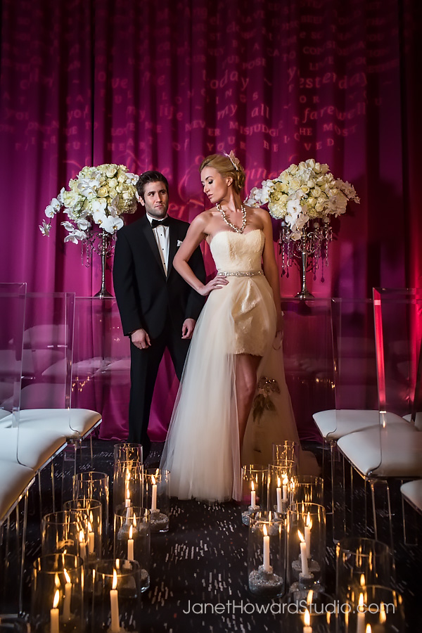 Sex and the City Wedding Inspiration
