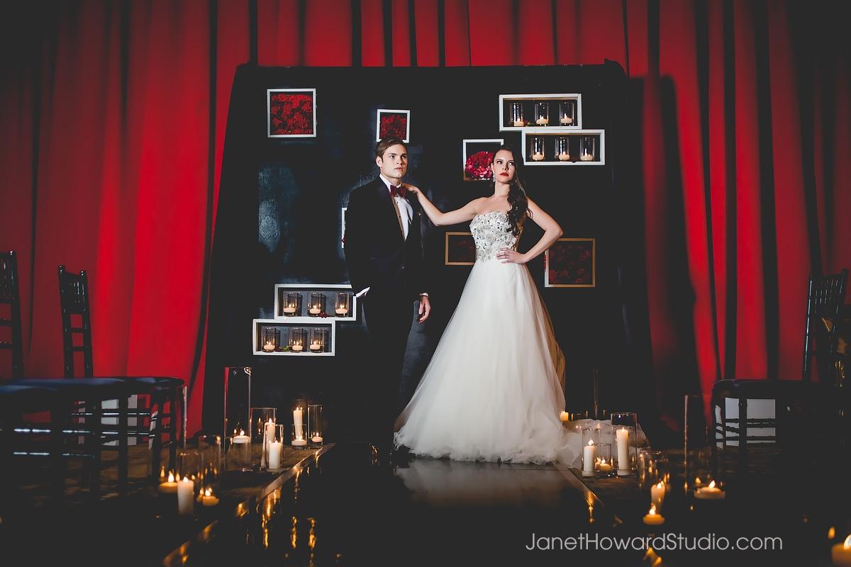 Valentino Ceremony Decor