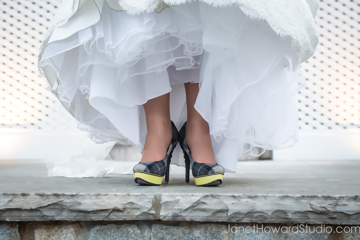 Bride at Piedmont driving club