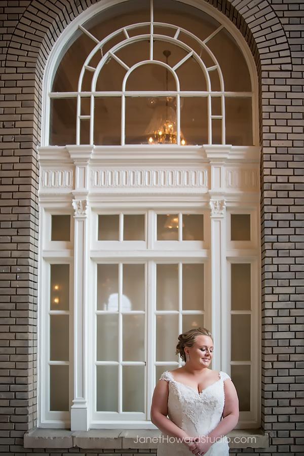 Bride at The Georgian Terrace Atlanta