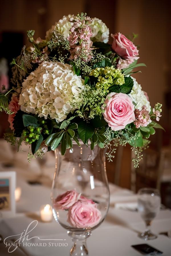 Wedding reception at the Biltmore Ballrooms