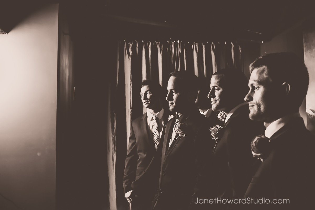 Le Bam Studio Wedding | Groomsmen