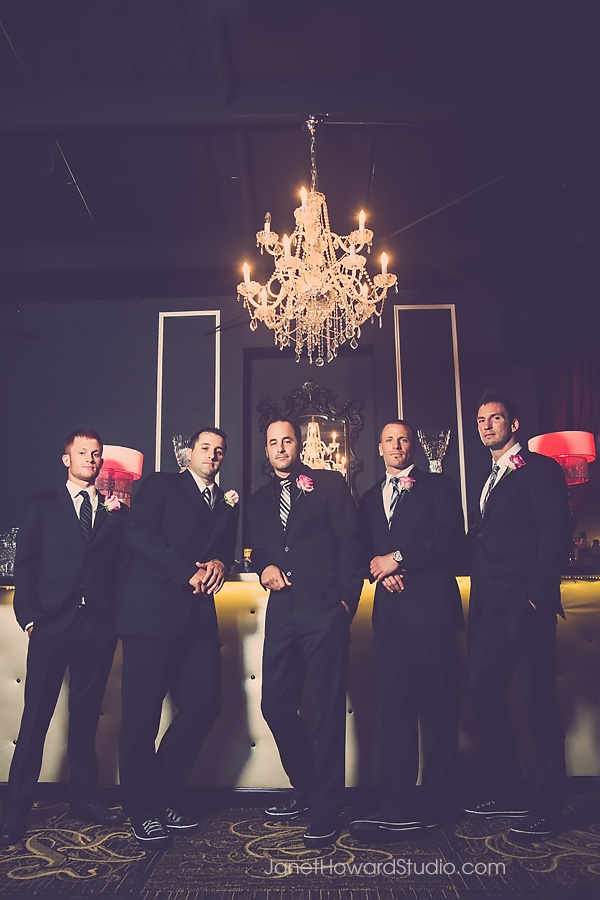 Groomsmen | Le Bam Studio Wedding
