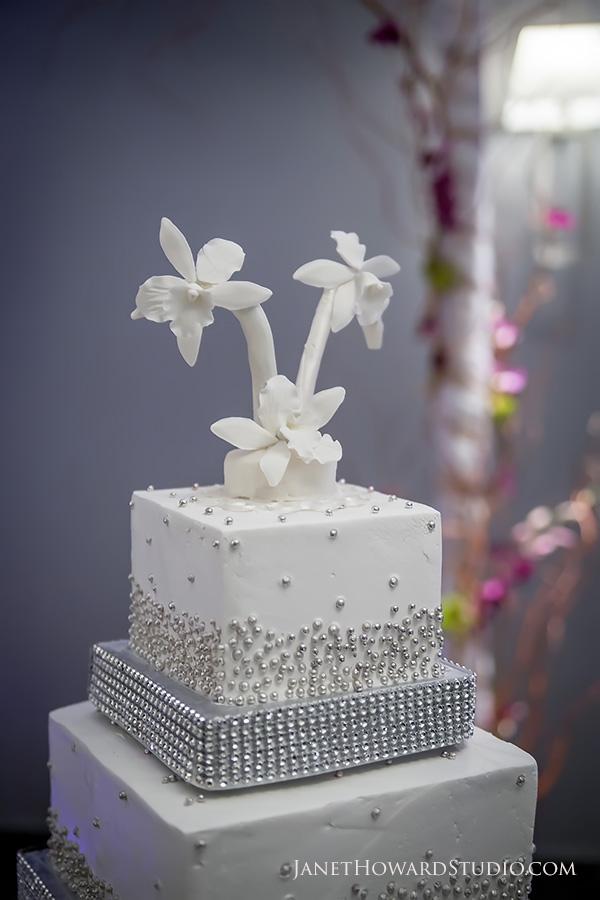 Wedding cake by Mark Lotti