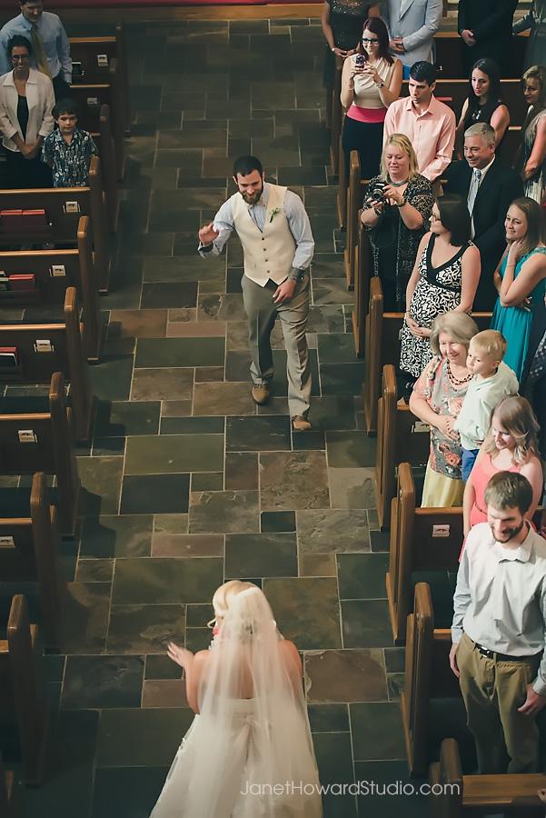 Rustic Wedding at Grace United Methodist in Atlanta