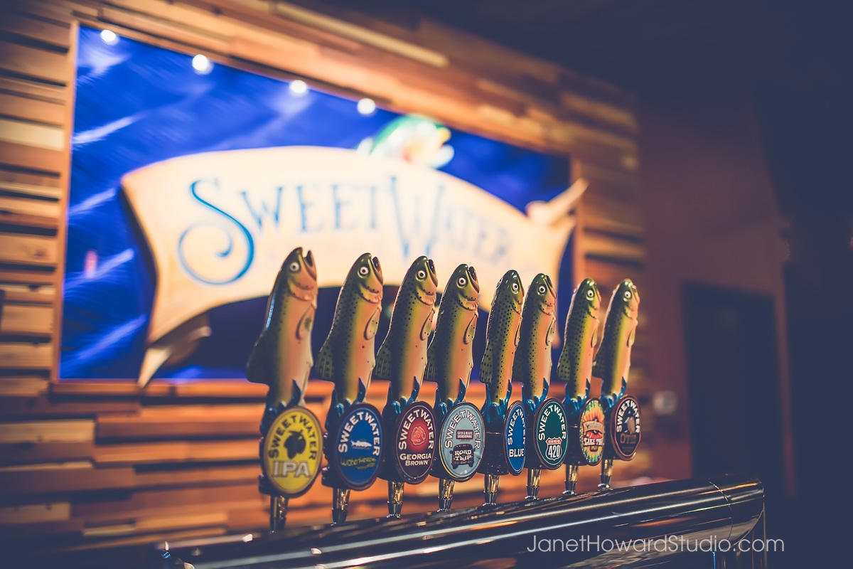 Sweetwater Brewing Wedding