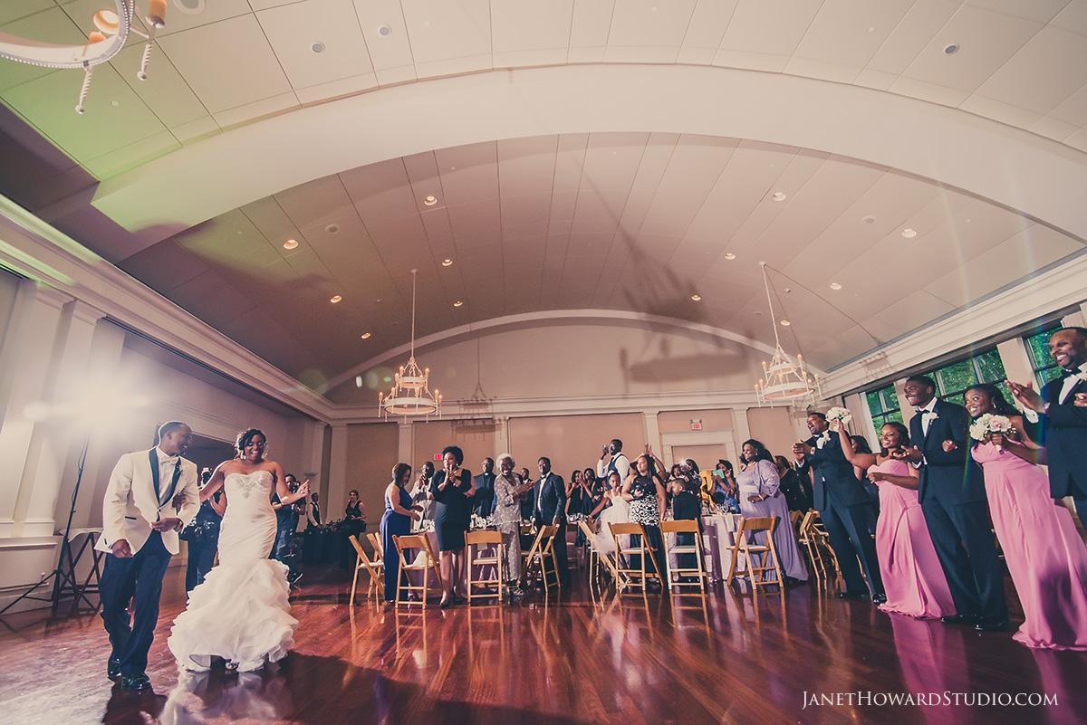 Wedding dance at Atlanta History Center