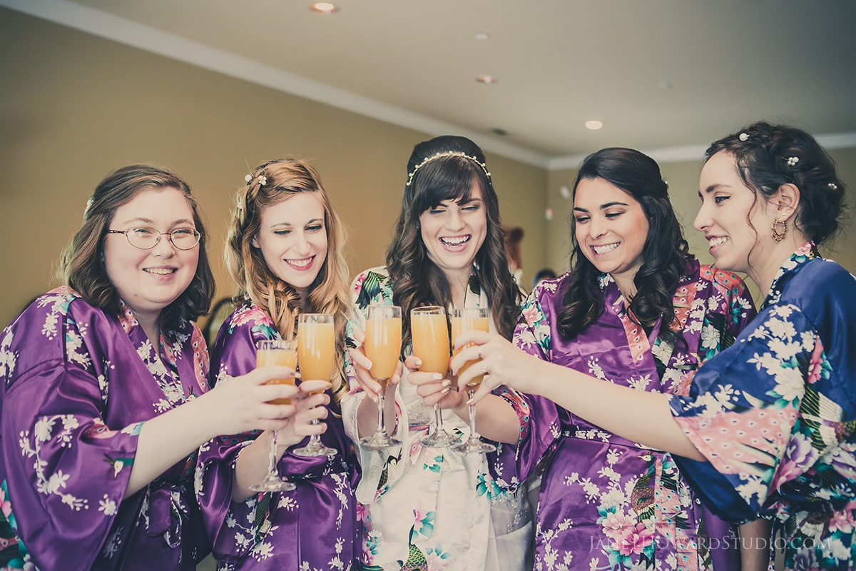 bridesmaids toasts