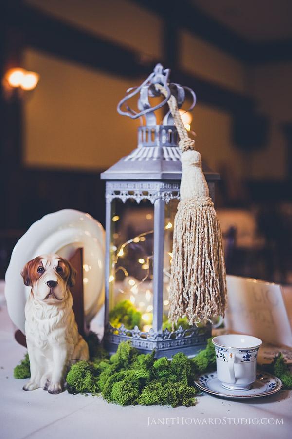 Peter Pan Themed Wedding Decor
