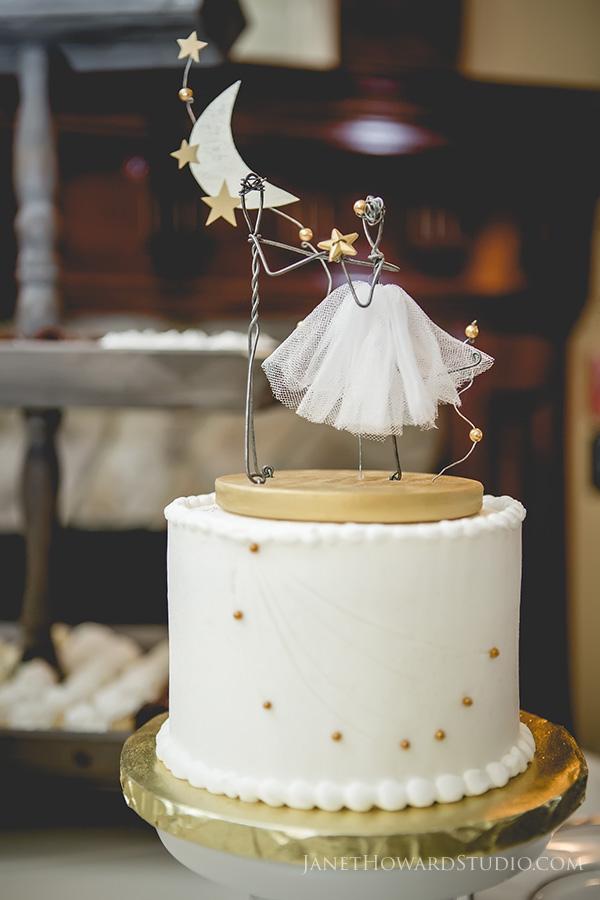 Peter Pan themed wedding reception
