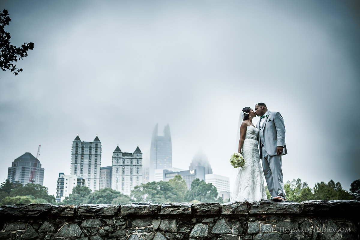 Wedding at Greystone in Piedmont Park