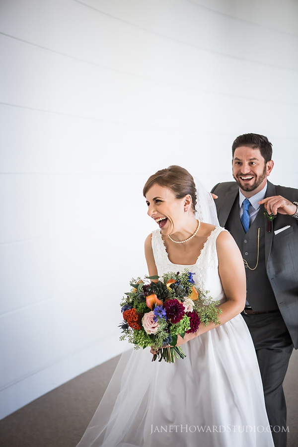 Fernbank Museum Wedding