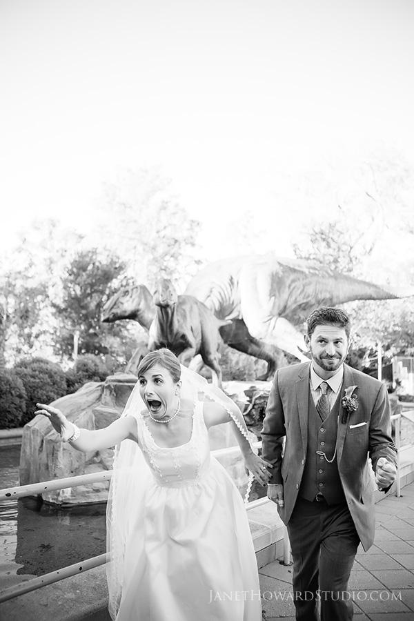 Fernbank Museum Wedding