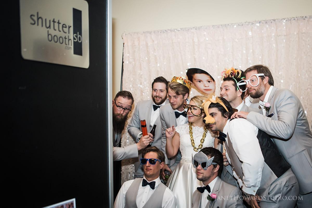 Wedding Shutterbooth