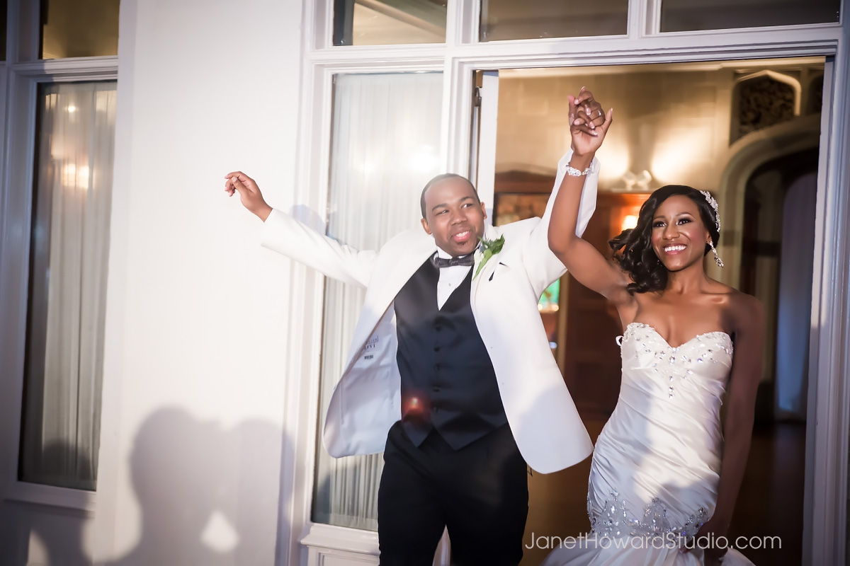Callanwolde wedding reception