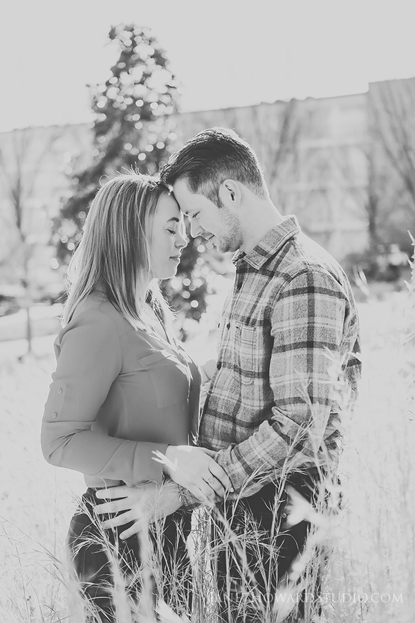 Atlanta beltline engagement photos