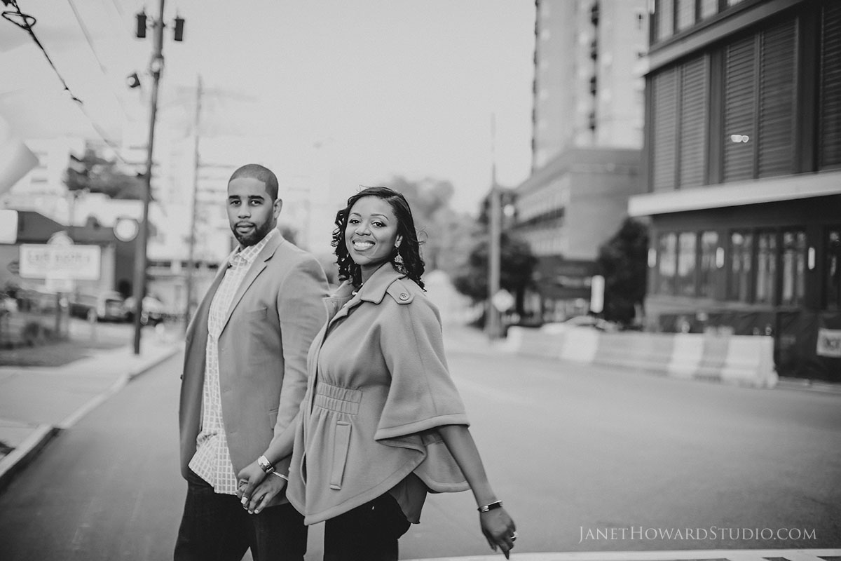 Buckhead Engagement Photos