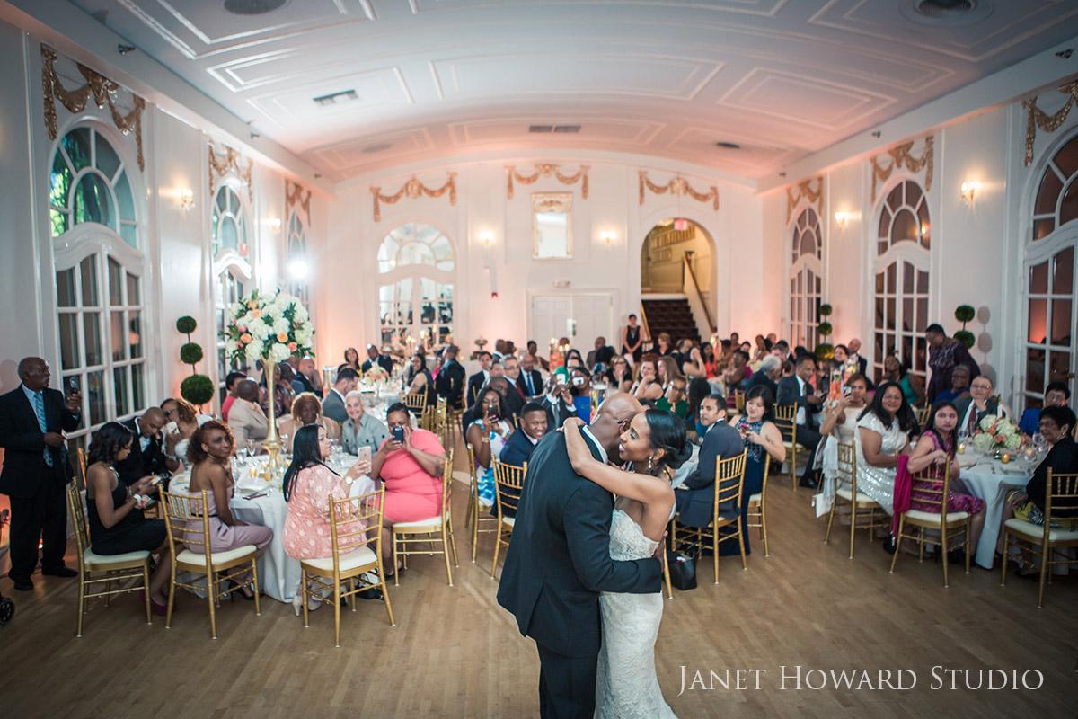 Wedding Reception at The Wimbish House