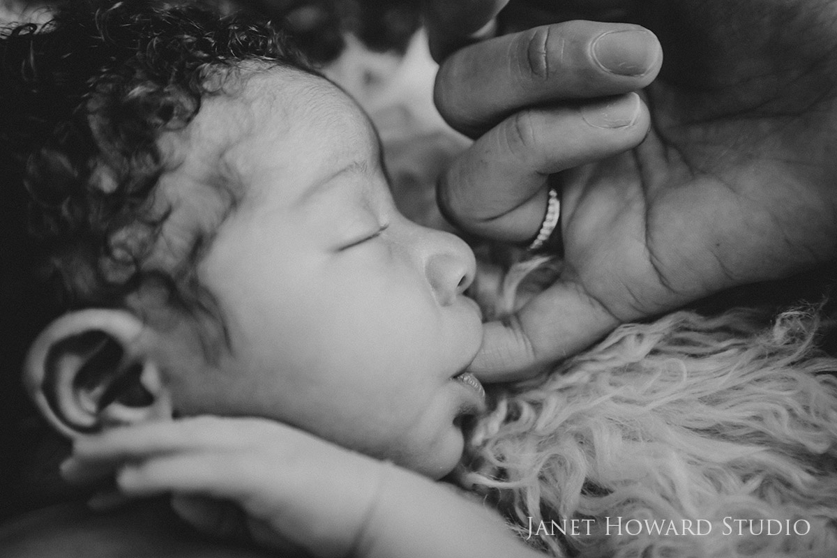 Atlanta newborn photos