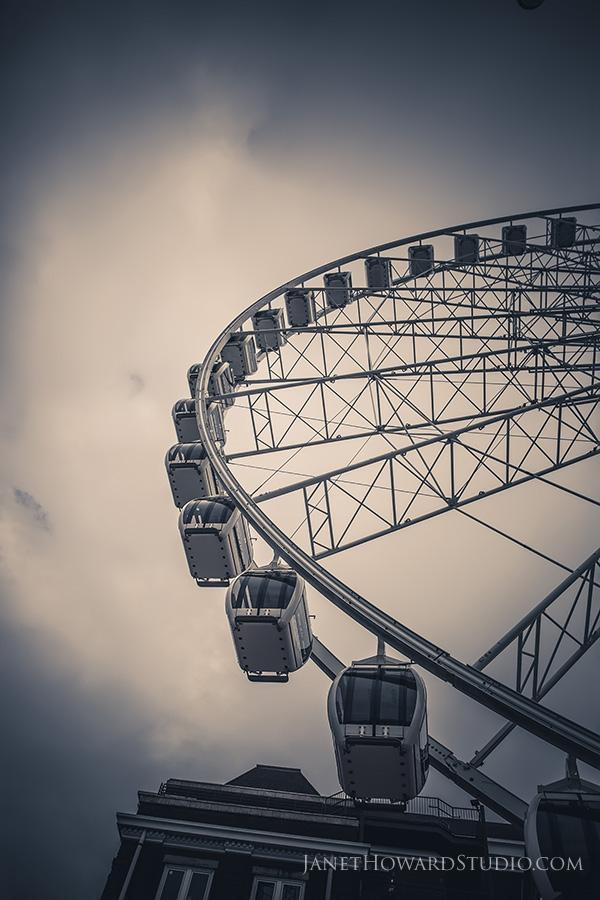 SkyView Ferris Wheel Atlanta