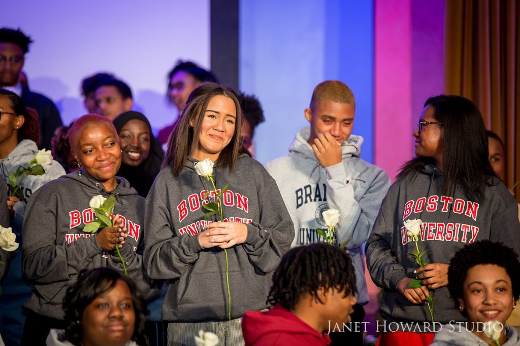 Posse Foundation Scholarship awards