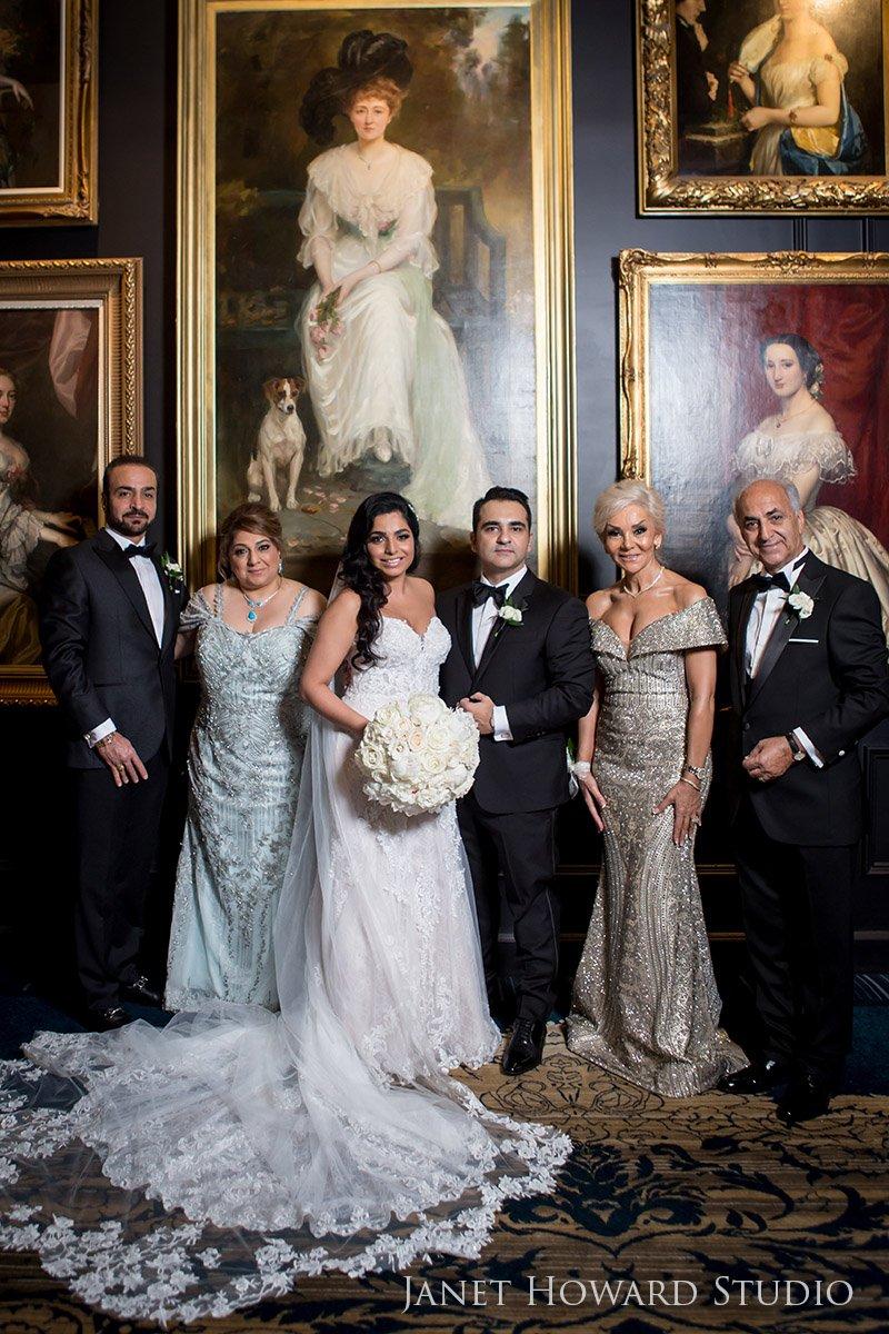 Family Portrait Photos at The Ritz-Carlton, Atlanta, GA