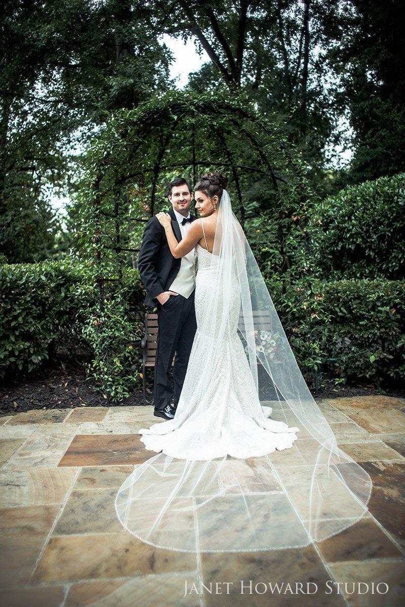 Wedding at The Estate, Atlanta, Georgia