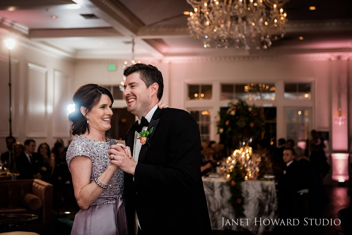 Mother and Son First Dance at The Estate, Atlanta, GA