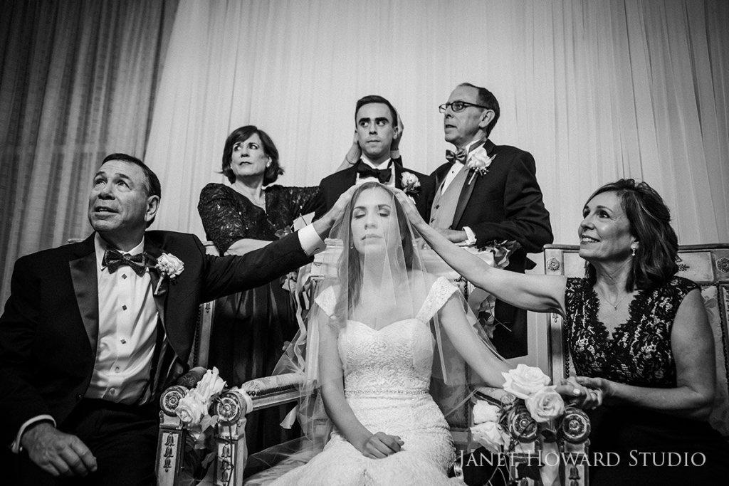 wedding prayers with parents
