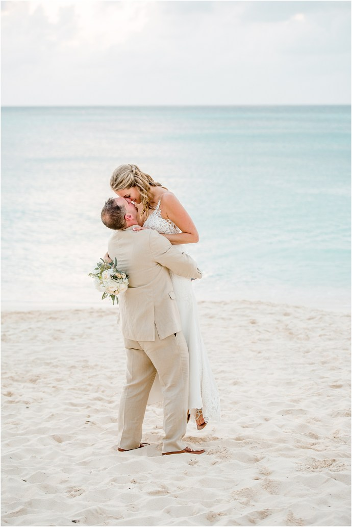 Governors Beach Grand Cayman Wedding