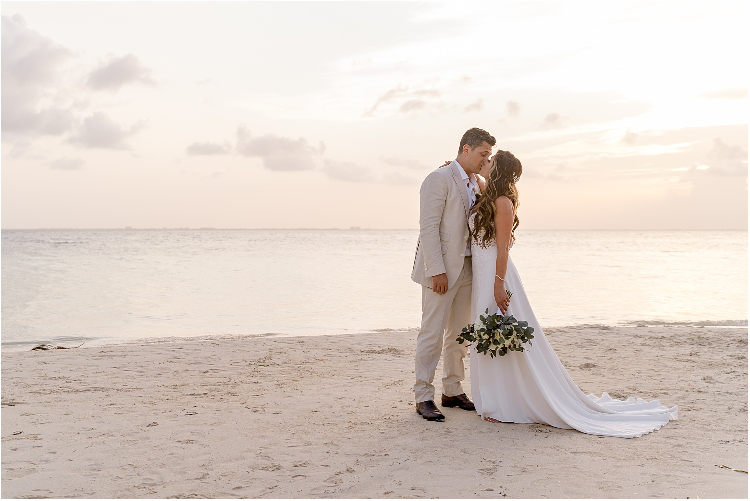 kaibo beach wedding