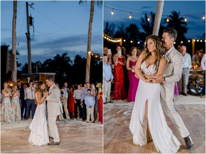 first dance grand cayman