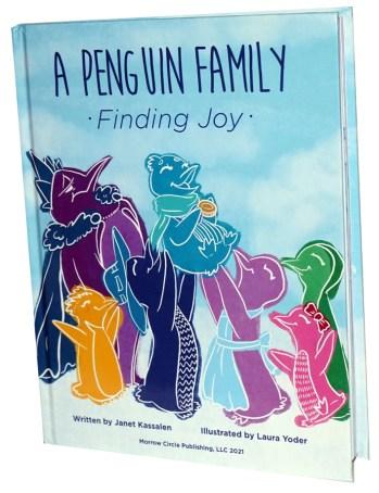 A Penguin Family Hard Cover
