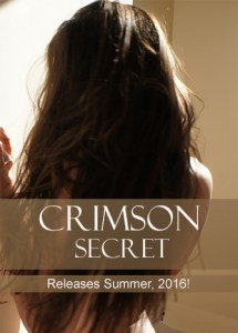 Crimson Secret ARC copy
