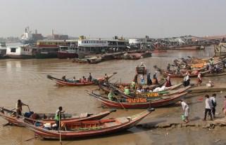 Yangon Wharf
