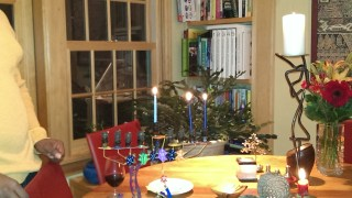 Oh yes. And it was Hanukah too